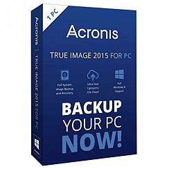 Acronis True Image Unlimited для ПК и Mac -1ПК